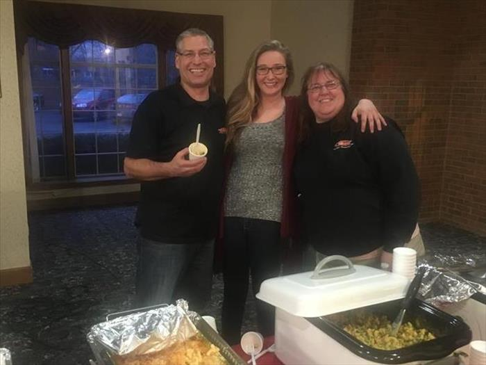 2016 Mac and Cheese Cook Off for American House