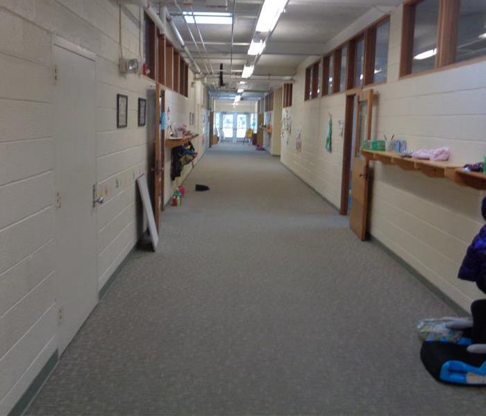 Preschool Carpet Clean in Roseville