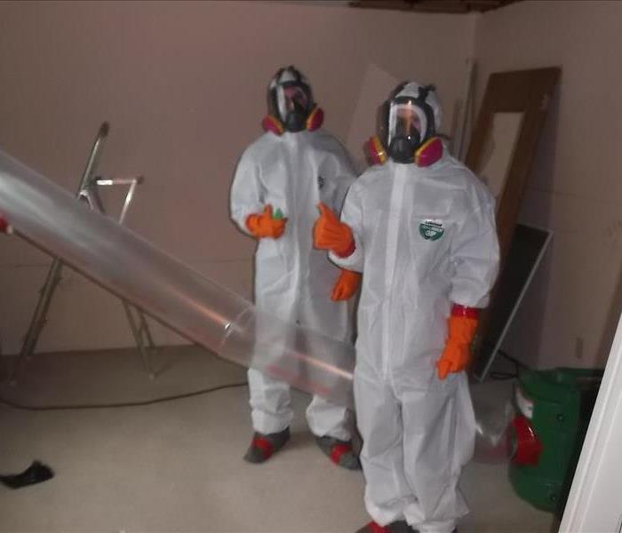 Mold Remediation in Warren