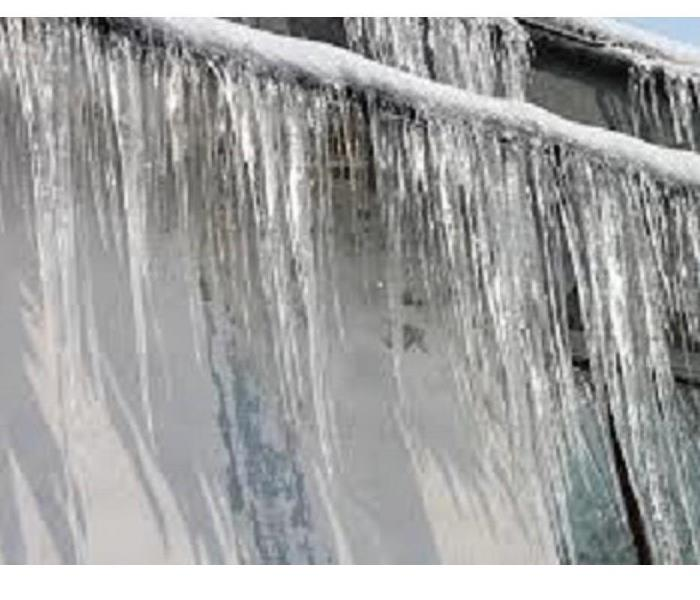 Storm Damage Ice Dams and their Impact